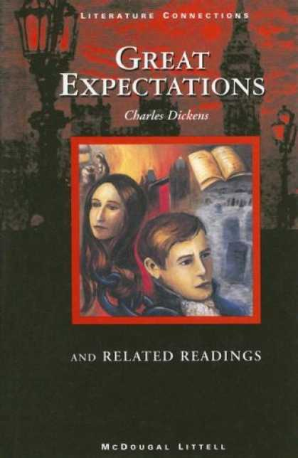 Charles Dickens Books - Great Expectations (Literature Connections)
