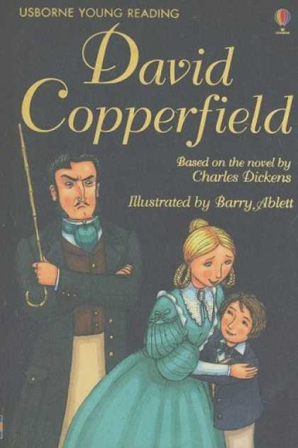 Charles Dickens Books - David Copperfield (Usborne Young Reading Series)