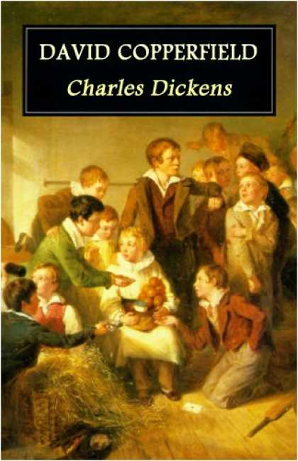 Charles Dickens Books - David Copperfield [KINDLE]