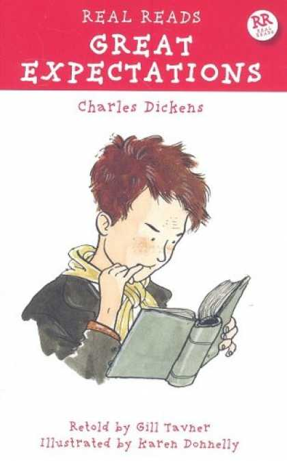 Charles Dickens Books - Great Expectations (Real Reads)