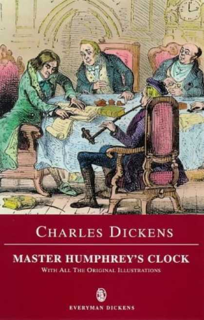 Charles Dickens Books - Master Humphrey's Clock and Other Stories (Everyman Paperback Classics)
