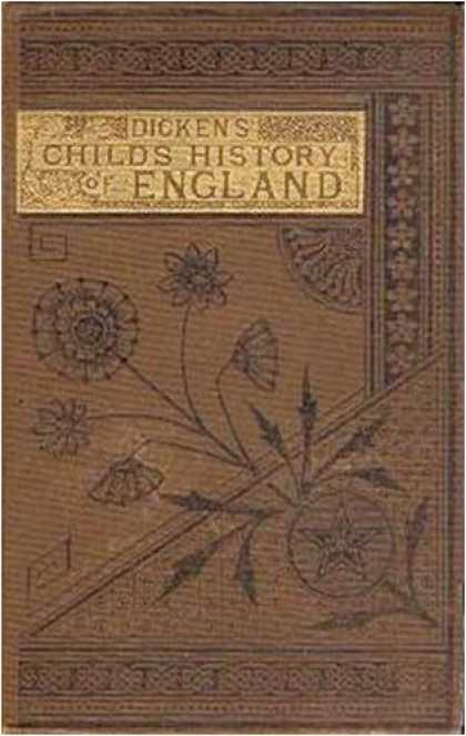 Charles Dickens Books - A Child's History of England