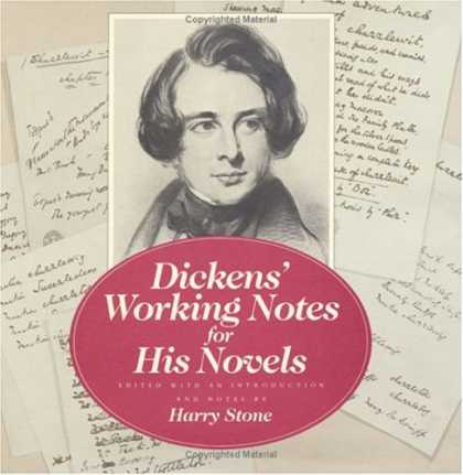 Charles Dickens Books - Dickens' Working Notes for His Novels