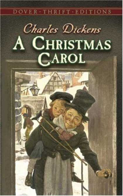 Charles Dickens Books - A Christmas Carol (Dover Thrift Editions)