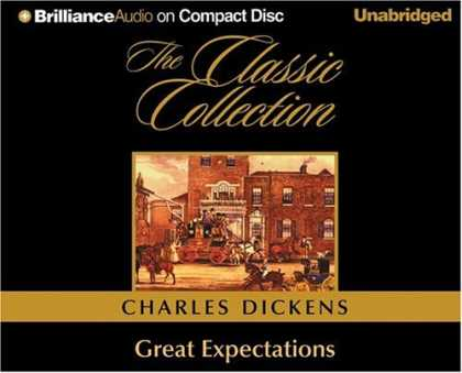 Charles Dickens Books - Great Expectations (The Classic Collection)