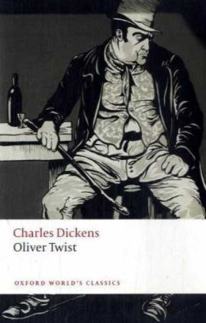 Charles Dickens Books - Oliver Twist (Oxford World's Classics)