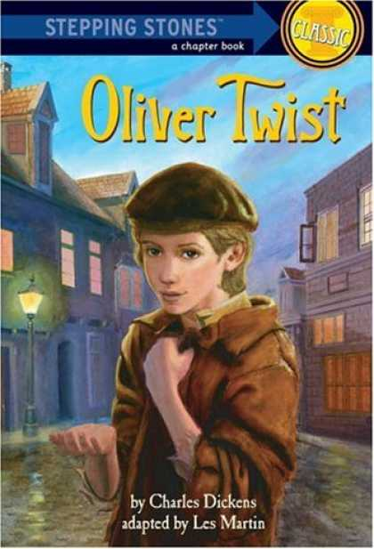 Charles Dickens Books - Oliver Twist (A Stepping Stone Book Classic)