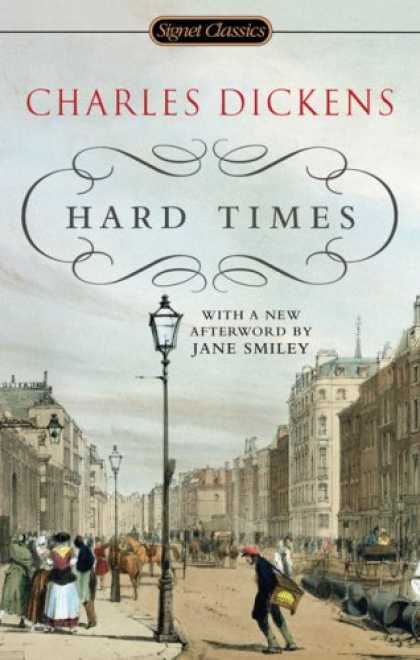 Charles Dickens Books - Hard Times (Signet Classics)