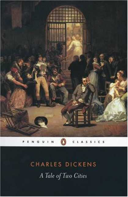 Charles Dickens Books - A Tale of Two Cities (Penguin Classics)