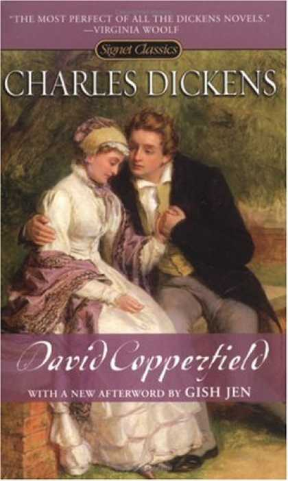 charles dickens david copperfield book report Setting ( time and place ) david copperfield is a story about how weak people need the help of strong, good people charles dickens started to write this story in.