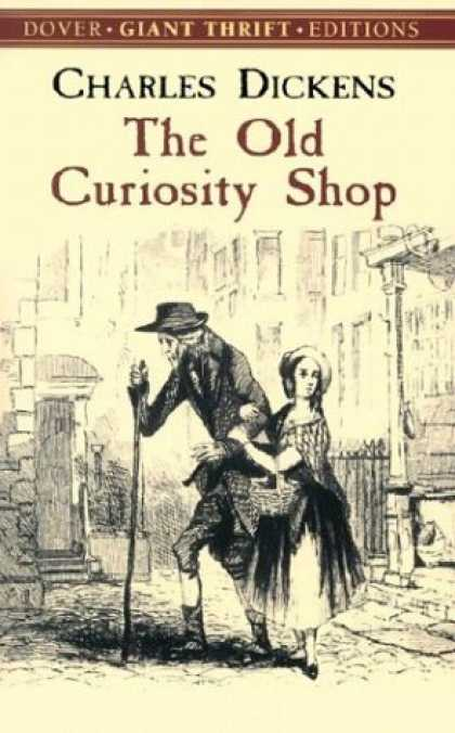 Charles Dickens Books - The Old Curiosity Shop (Dover Thrift Editions)