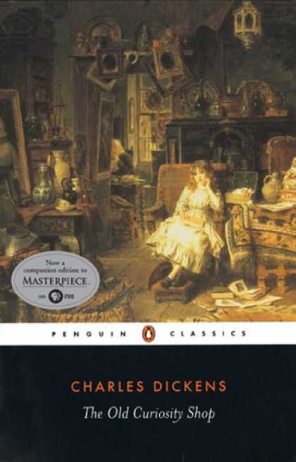 Charles Dickens Books - The Old Curiosity Shop (Penguin Classics)