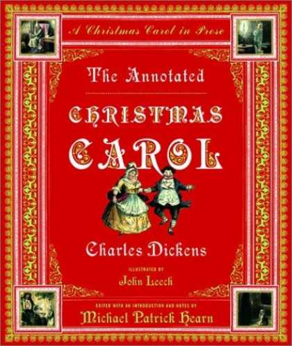 Charles Dickens Books - The Annotated Christmas Carol: A Christmas Carol in Prose