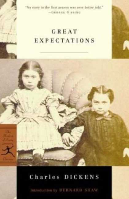 Charles Dickens Books - Great Expectations (Modern Library Classics)
