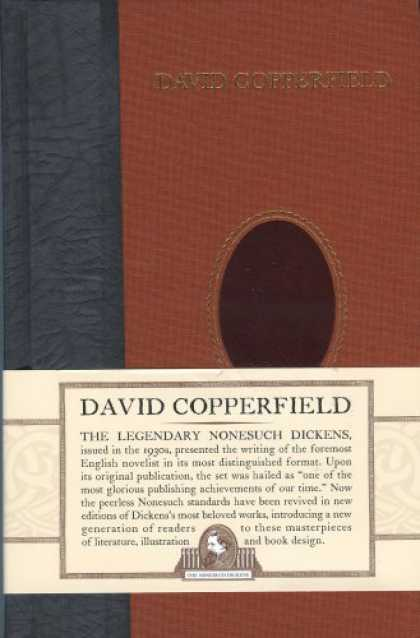 Charles Dickens Books - David Copperfield (Nonesuch Dickens)