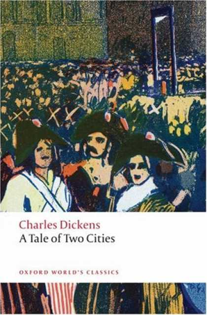 Charles Dickens Books - A Tale of Two Cities (Oxford World's Classics)