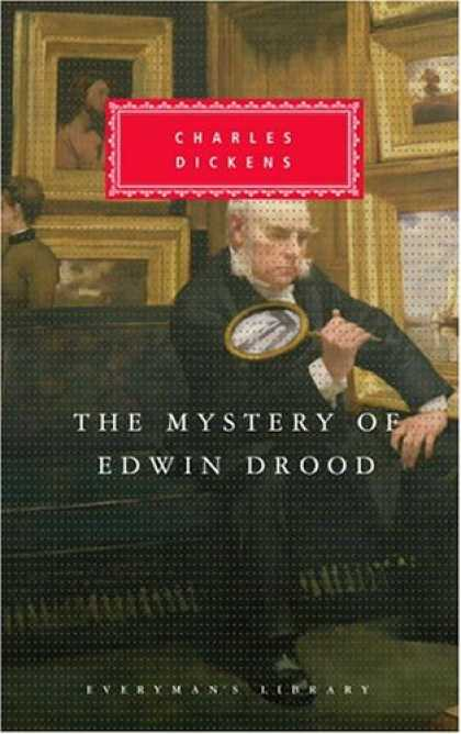 Charles Dickens Books - The Mystery of Edwin Drood (Everyman's Library)