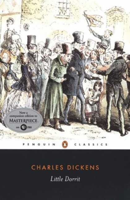 Charles Dickens Books - Little Dorrit by Charles Dickens. Published by MobileReference (mobi).