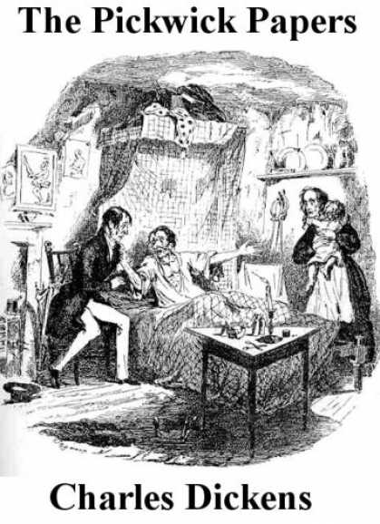 Charles Dickens Books - The Pickwick Papers