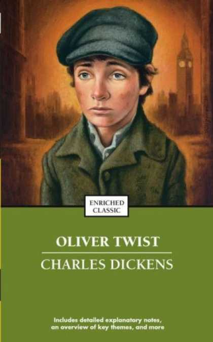 Charles Dickens Books - Oliver Twist (Enriched Classics)