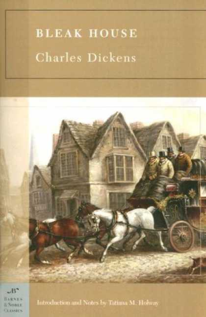 Charles Dickens Books - Bleak House (Barnes & Noble Classics Series)