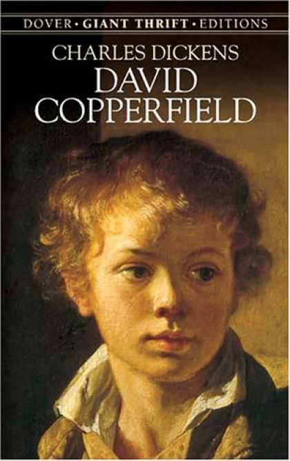 Charles Dickens Books - David Copperfield (Dover Thrift Editions)