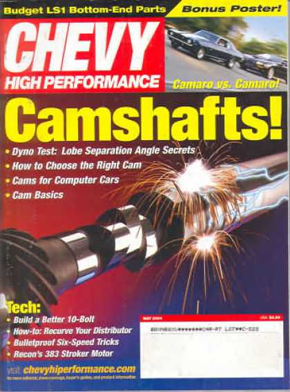 Chevy High Performance - May 2004