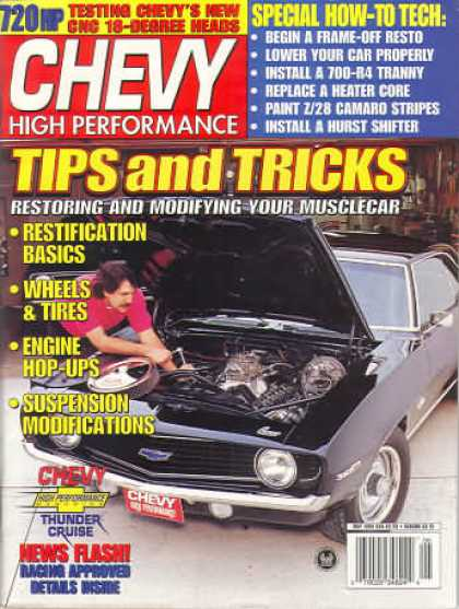 Chevy High Performance - May 1995
