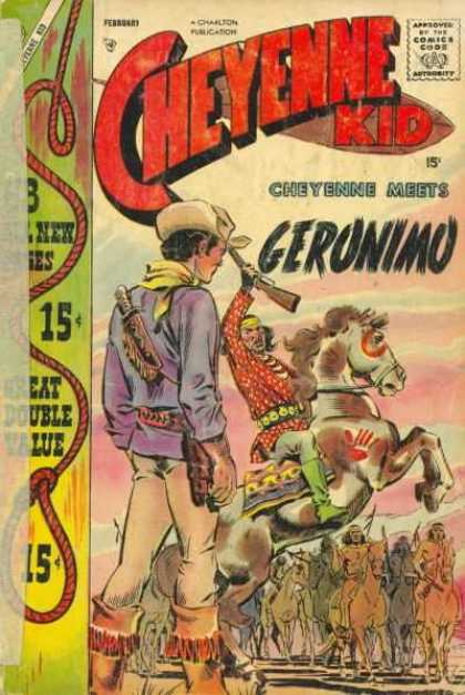Cheyenne Kid 11