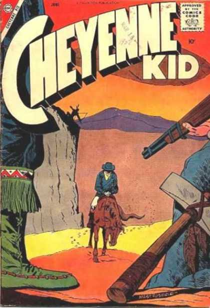 Cheyenne Kid 12