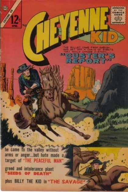 Cheyenne Kid 39