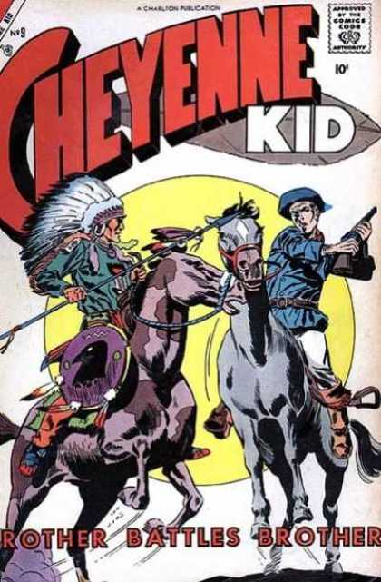 Cheyenne Kid 9