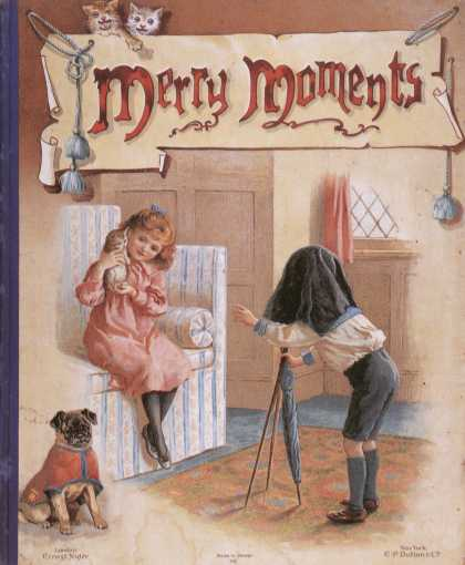 Children's Books - Merry Moments (1900s)
