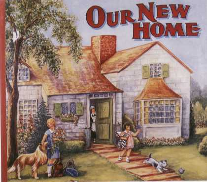 Children's Books - Our New Home (1930s)