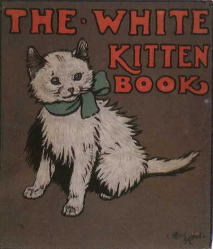 Children's Books - The White Kitten Book