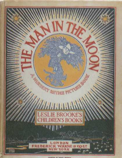 Children's Books - The Man in the Moon