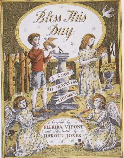 Children's Books - Bless the Day (1950s)
