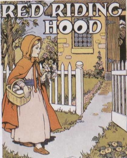 Children's Books - Red Riding Hood