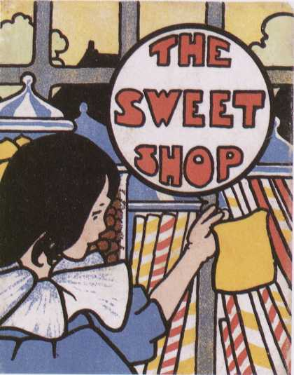Children's Books - The Sweet Shop (1900s)
