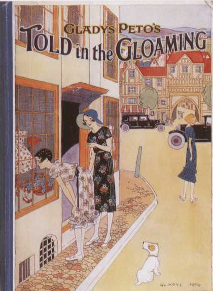 Children's Books - Told in the Gloaming (1930s)