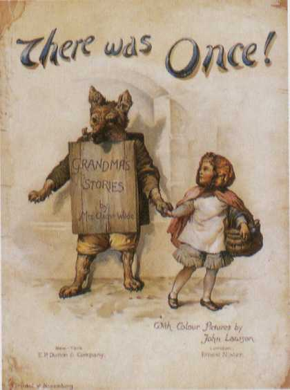 Children's Books - There Was Once! (1880s)