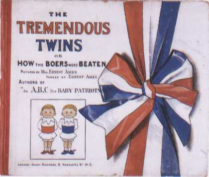 Children's Books - The Tremendous Twins (1900s)