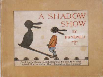 Children's Books - A Shadow Show (1890s)
