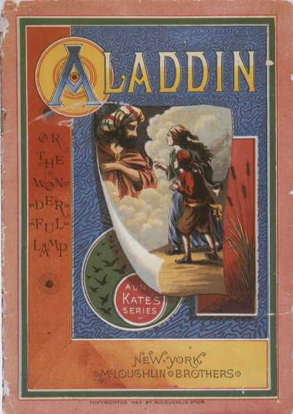 Children's Books - Aladdin (1880s)