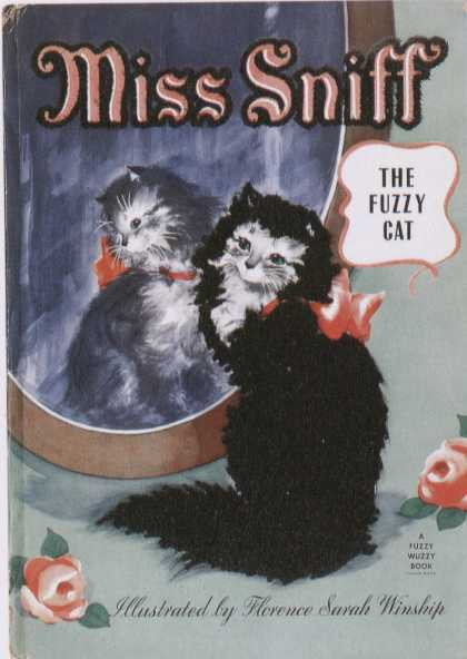 Children's Books - Miss Sniff (1940s)
