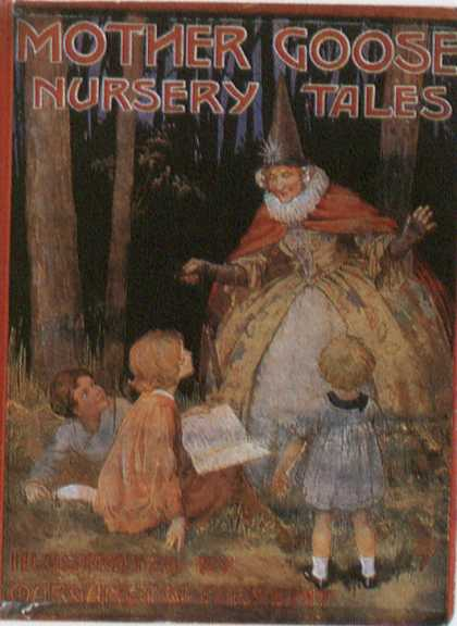 Children's Books - Mother Goose Nursery Tales