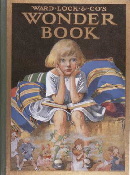 Children's Books - Wonder Book (1920s)