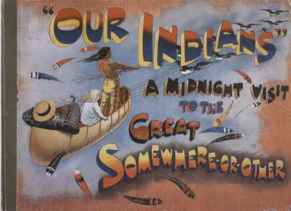 Children's Books - Our Indians (1890s)