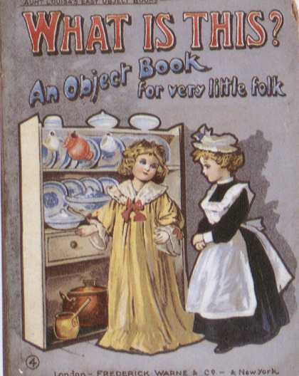 Children's Books - What Is This? (1900s)
