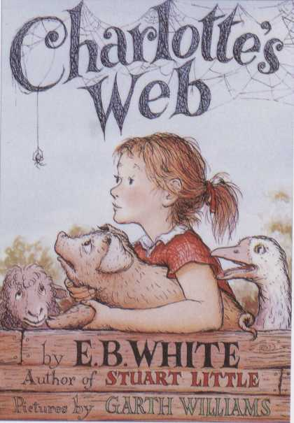 Children's Books - Charlotte's Web (1950s)